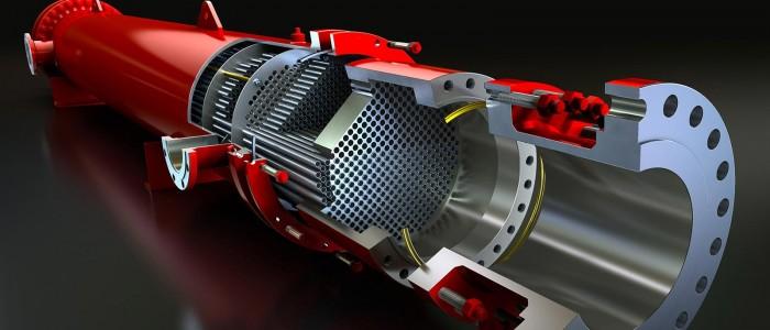 Slider Basco Heat Exchanger