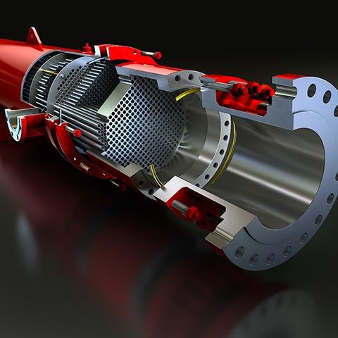 API Basco BEP Shell & Tube Heat Exchanger
