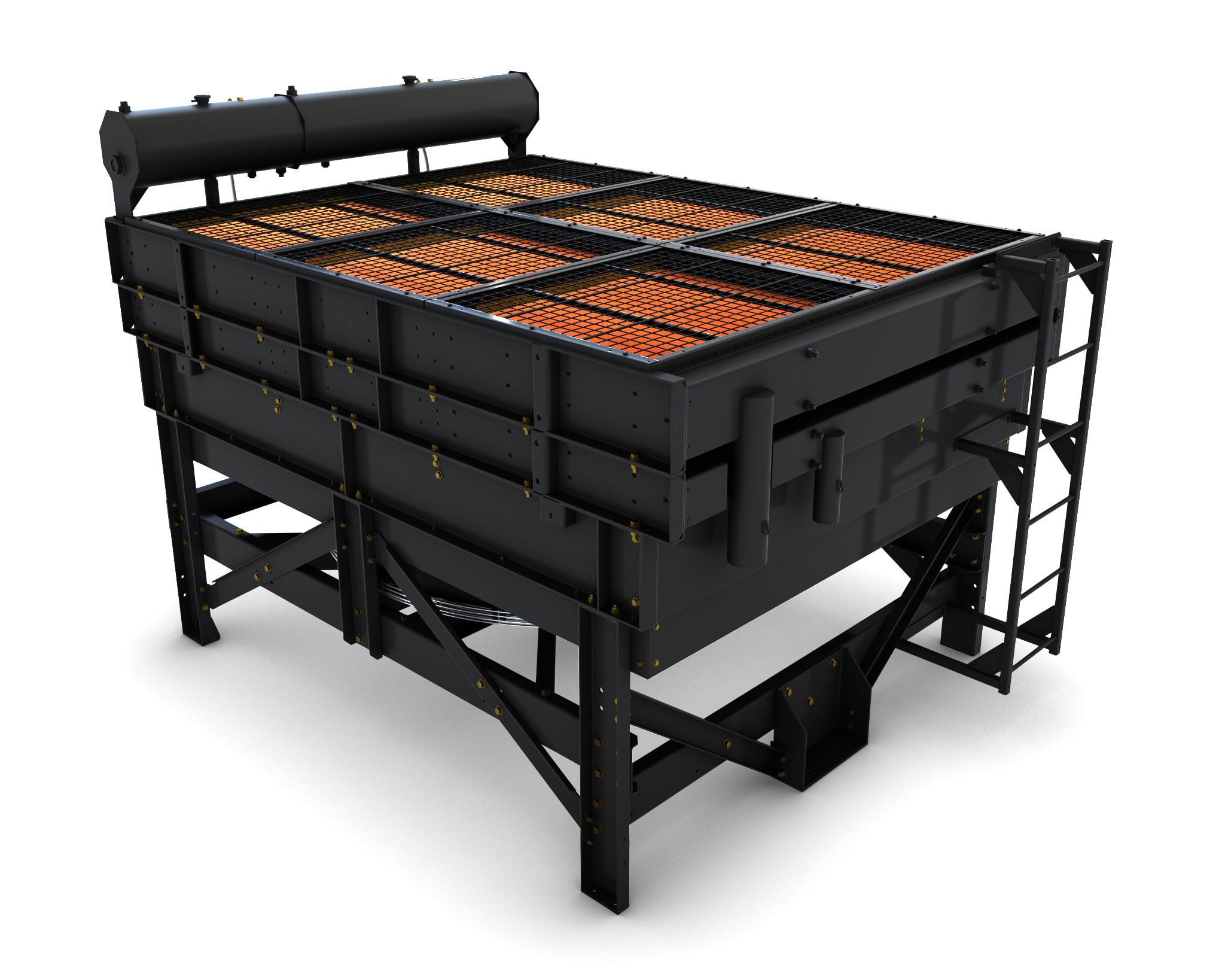API Covrad GT-4272 Heat Exchanger