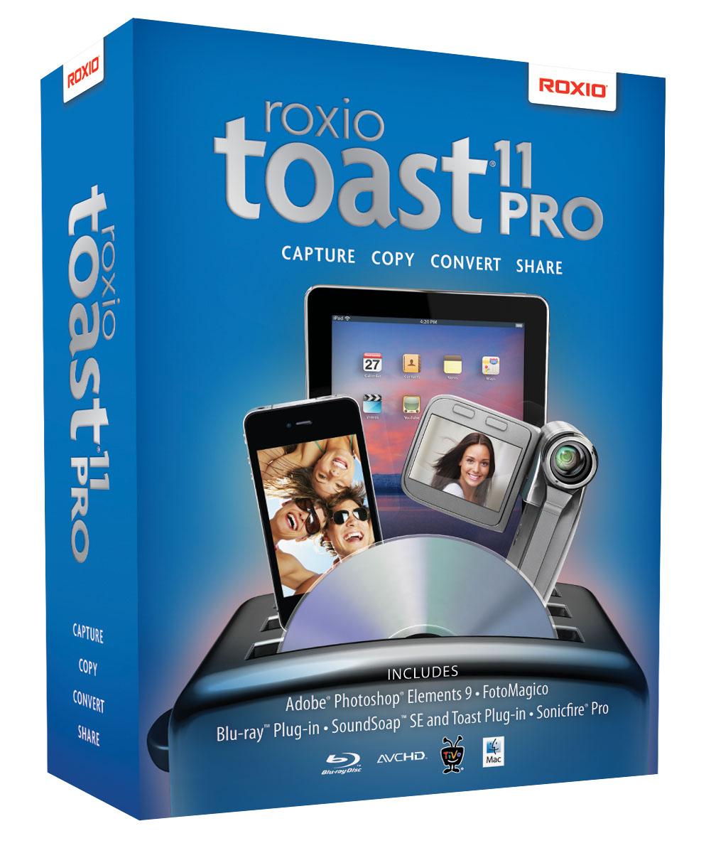 Roxio Toast 11 Pro